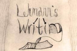 Lehmann's writing